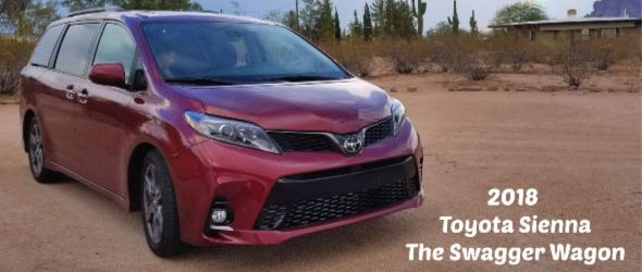 2018 Toyota Sienna: Not Just for Large Families