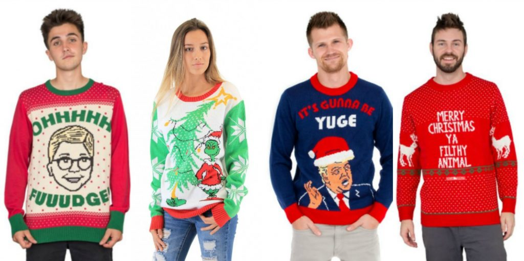 Fun And Ugly Christmas Sweaters Plus A Giveaway