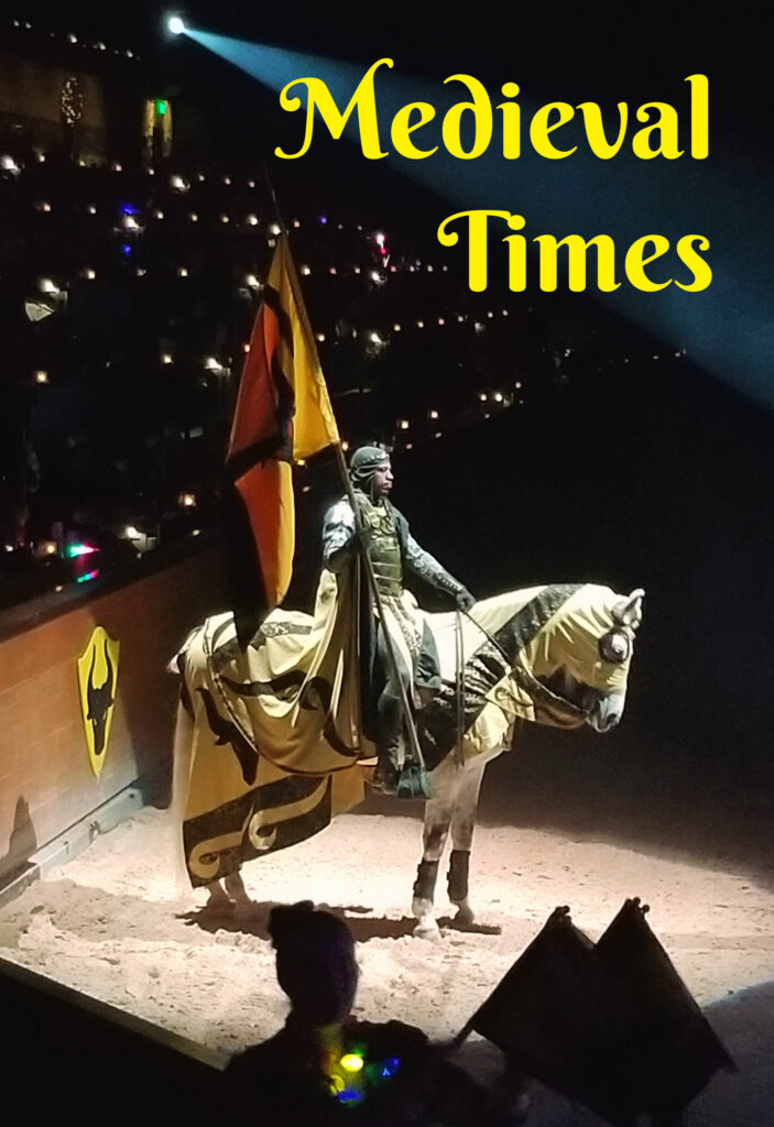 Medieval Times #MTCelebrate